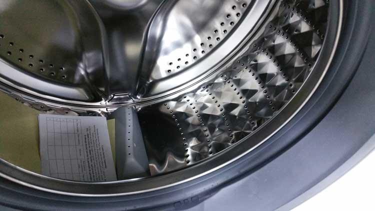 cuva de inox a unei mașini de spălat bune