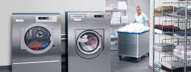 Miele lansează o nouă gamă de mașini de spălat rufe profesionale cu un nou sistem de închidere a ușii, unic pe piață.